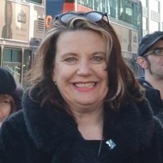 Gill Loats, Artist & Theatre-maker. 'Creativity and work for women has always been top of my agenda'. https://www.instagram.com/recessiongill