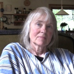 Judy Russell, Poet & Gardener. 'I just love this idea of this poem having it's own independent life, it'll race towards one poet and if the poet isn't quick enough, it'll race off to find someone else'. http://shedpoetssociety.blogspot.com/