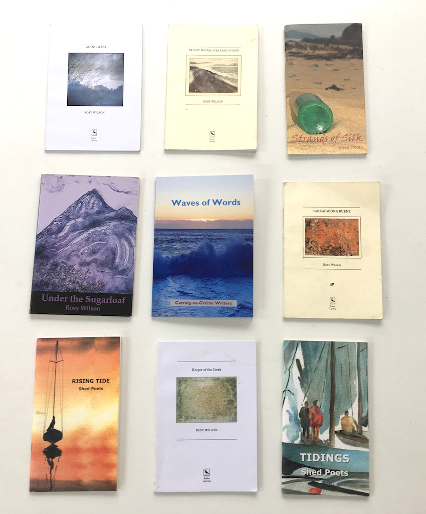 Rosy's books
